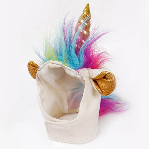 unicorn cat Halloween costume hats