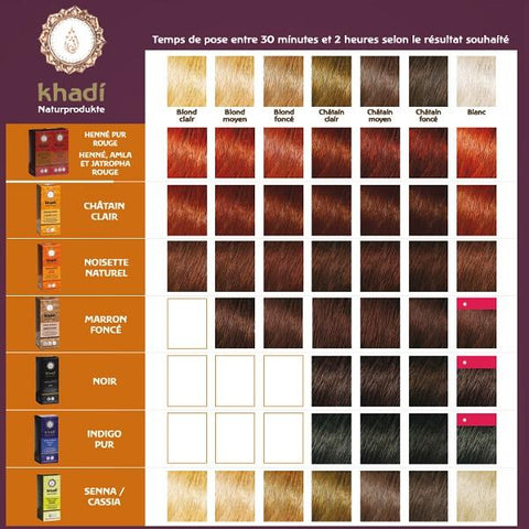 colorations khadi