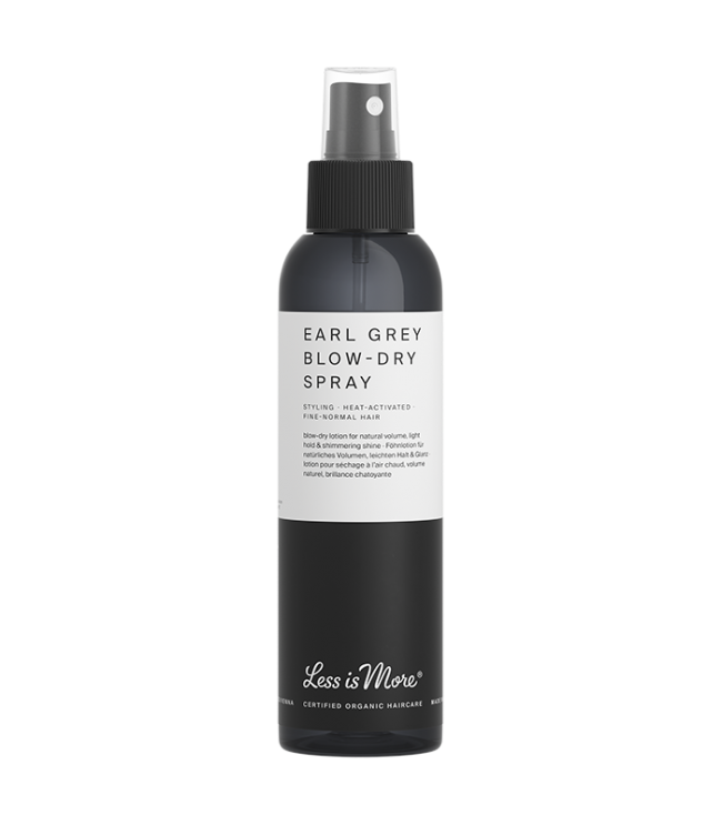 Spray volume cheveux secs earl grey - Nuoo