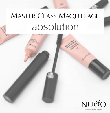 Master Class Maquillage ABSOLUTION
