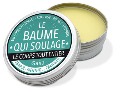 Baume qui soulage Arnica Menthol
