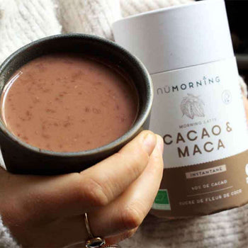 Nümorning - Thé & infusions - Cacao Maca bio
