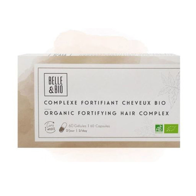 Complexe fortifiant cheveux bio - Nuoo