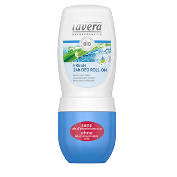 Lavera - Déodorants - Déodorant roll-on Fresh