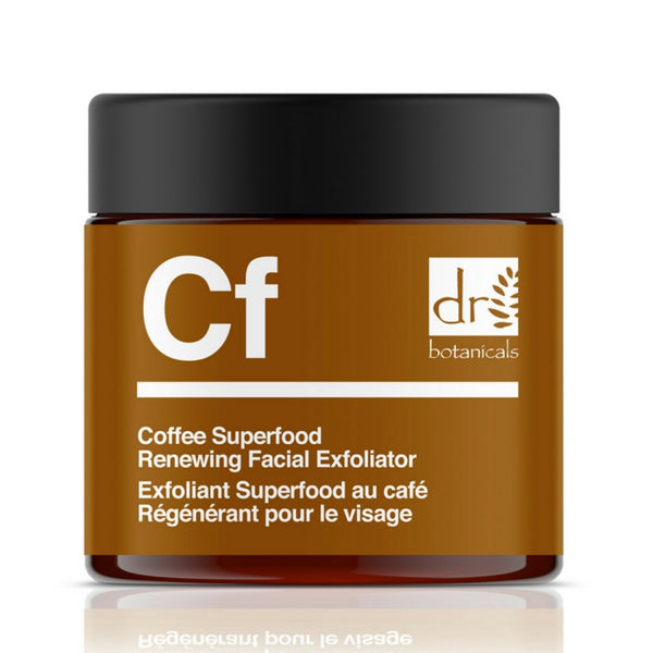 Exfoliant superfood café