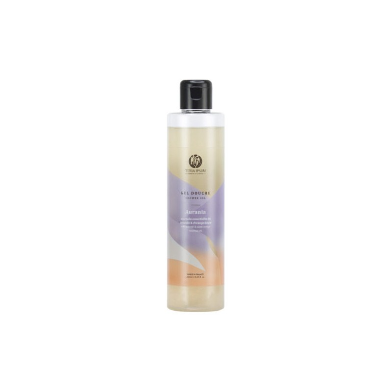 Gel douche lavandin orange - Nuoo