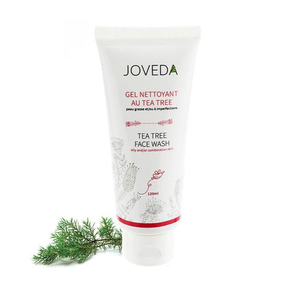 Gel nettoyant au tea tree