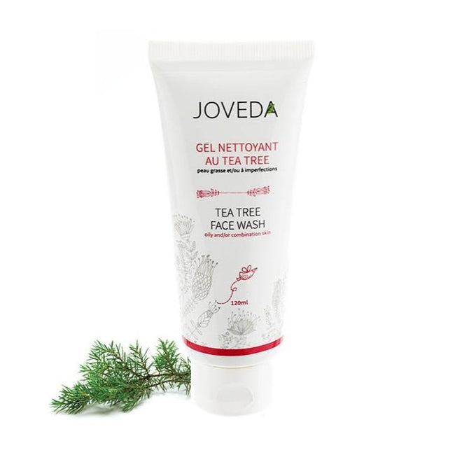 Gel nettoyant au tea tree - Nuoo