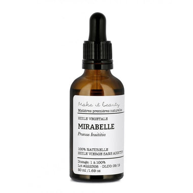 Make it beauty - Huiles - Huile de mirabelle bio - Nuoo