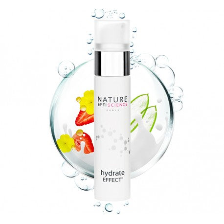 Nature Effiscience - Crèmes hydratantes - Soin visage Hydrate effect - Nuoo