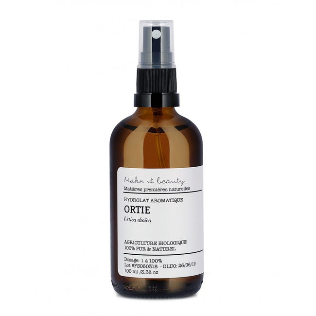 Hydrolat Aromatique d'Ortie - Nuoo