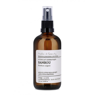 Make it beauty - Eaux florales - Hydrolat aromatique de bambou - Nuoo