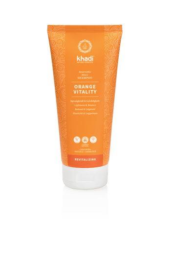 Shampooing ayurvédique Orange vitality