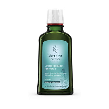 Weleda - Lotions capillaires - Lotion capillaire tonifiante au romarin - Nuoo