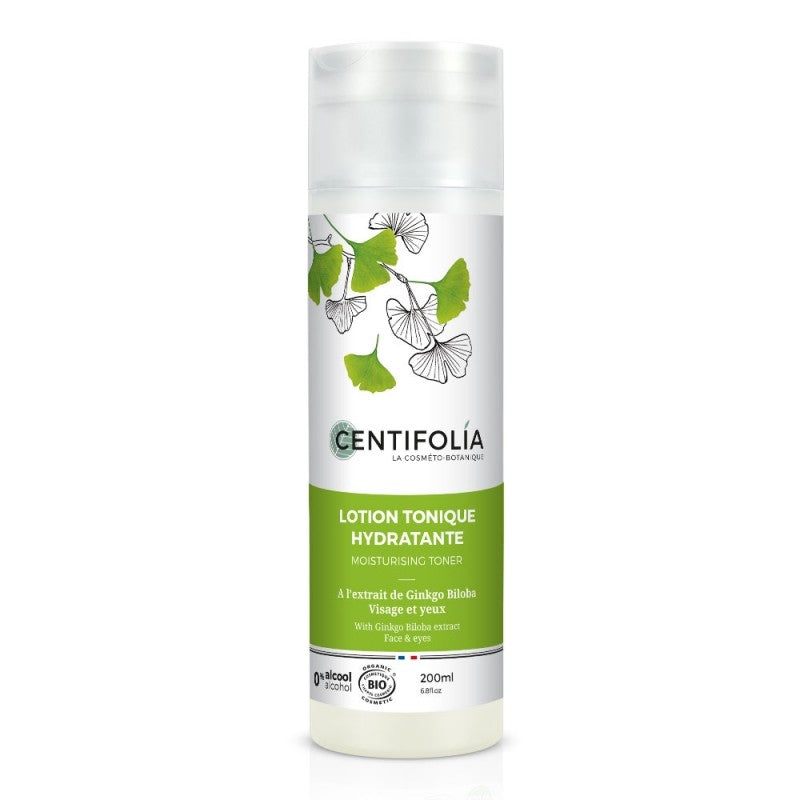 Lotion tonique hydratante bio - Nuoo