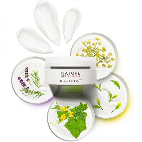 Nature Effiscience - Masques - Masque visage Mask effect - Nuoo