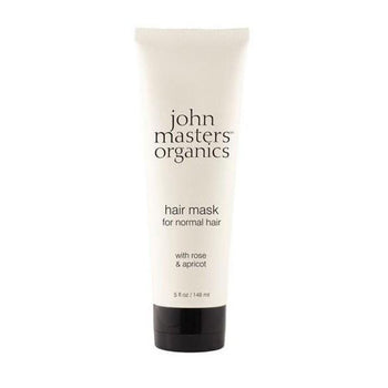 John masters organics - Masques capillaires - Masque cheveux rose et abricot - Nuoo