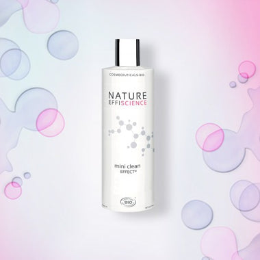 Nature Effiscience - Eaux micellaires - Nettoyant visage bio Clean effect - mini - Nuoo