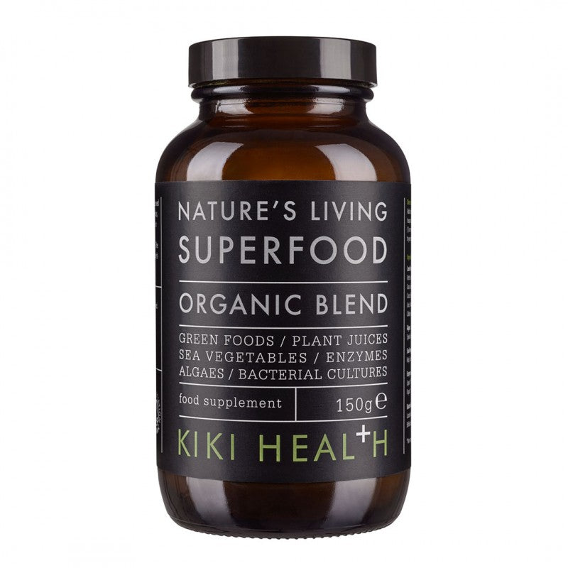 Organic Nature's Living Superfood - Nuoo