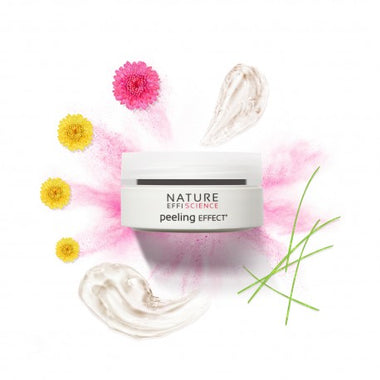 Nature Effiscience - Gommages à grains - Exfoliant visage Peeling effect - Nuoo