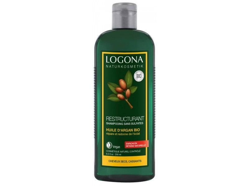 Shampoing restructurant à l'Argan - Nuoo