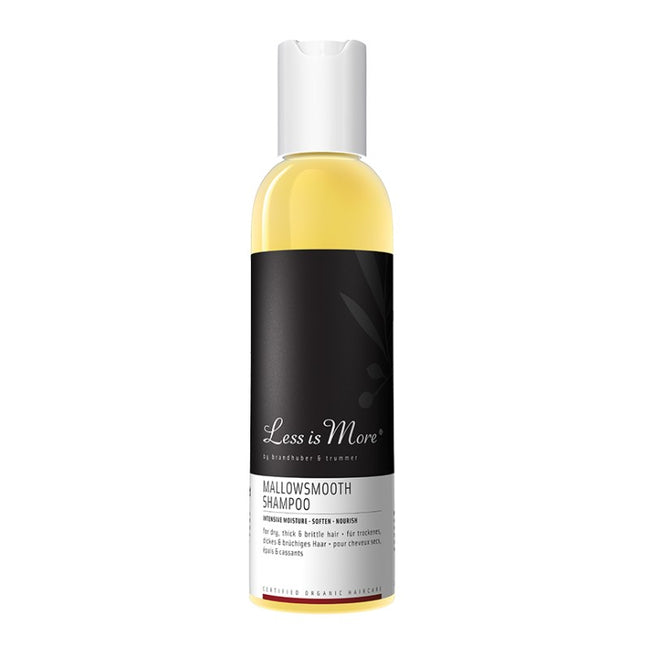 Shampooing nourrissant mallowsmooth - Nuoo
