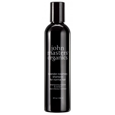 John masters organics - Shampoings - Shampooing cheveux normaux lavande et romarin - Nuoo