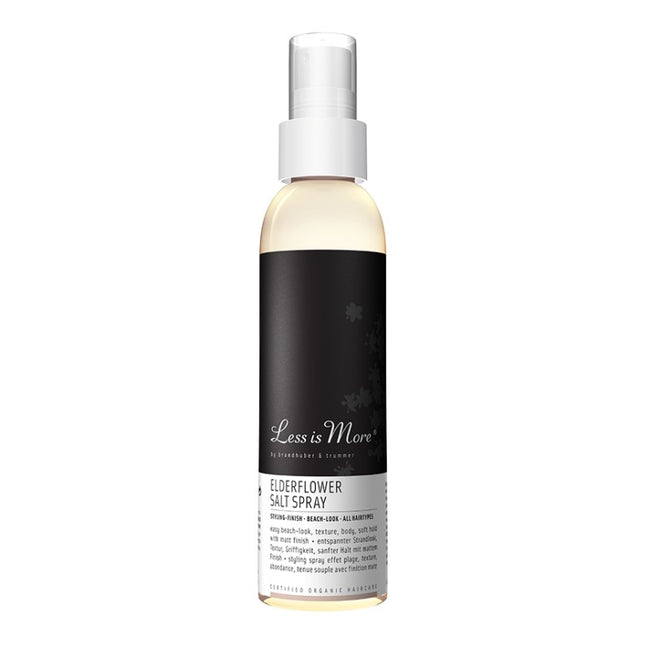 Spray coiffant effet plage - elderflower - Nuoo