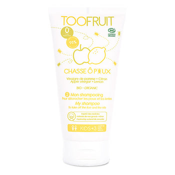 Toofruit - Cheveux enfant - Chasse ô poux - Shampooing