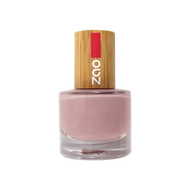Zao - Vernis - Vernis à ongles nude 655 - Nuoo