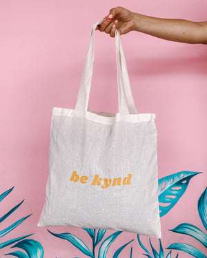 KYND SUMMER TOTE