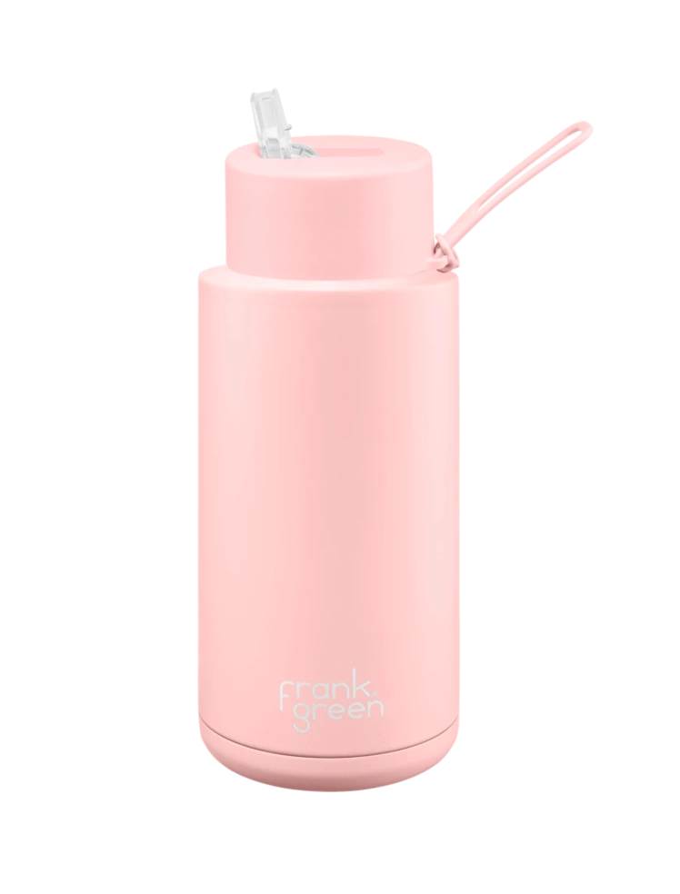 Load image into Gallery viewer, KYND REUSABLE WATER BOTTLE - PINK 1LTR
