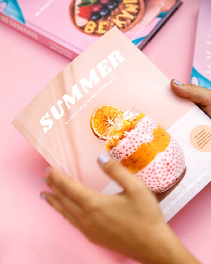 'SUMMER' COOKBOOK