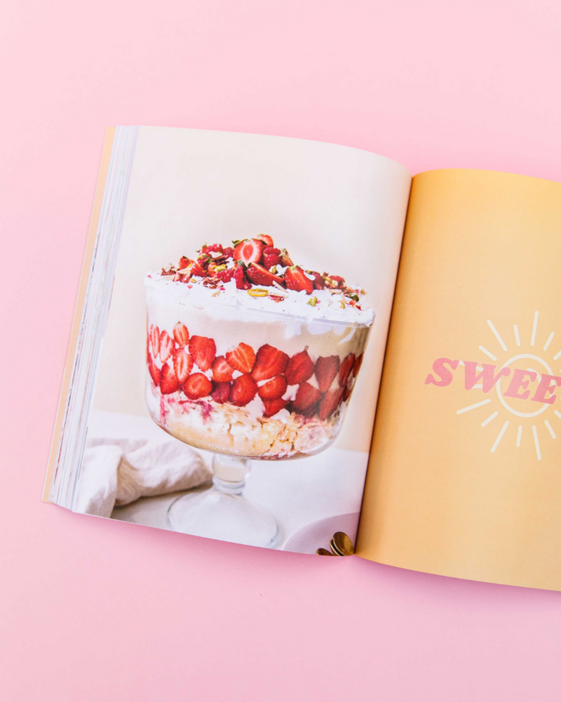 'SUMMER' COOKBOOK (PRE-ORDER)