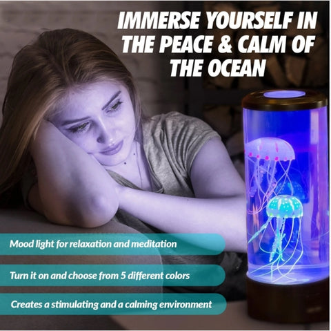 THE JELLYFISH AQUARIUM