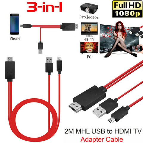 Image of HDMI TV Cable