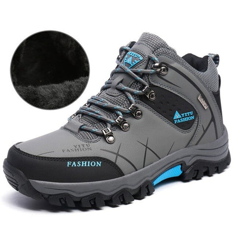 Image of Indestructible Waterproof Snow Boots