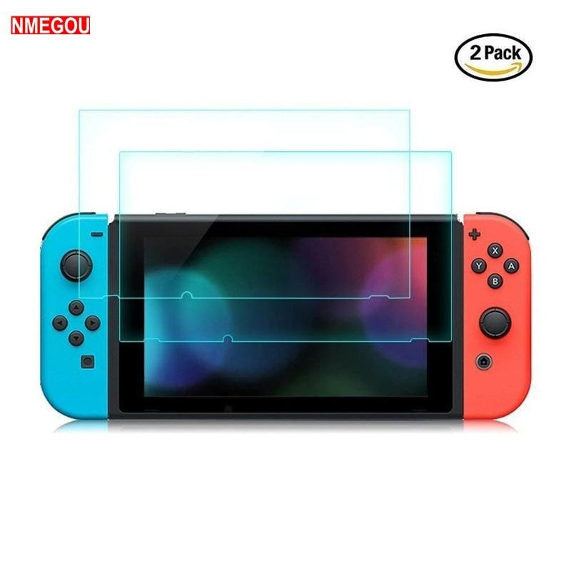 Tempered Glass Full Screen Protector For Nintend Switch
