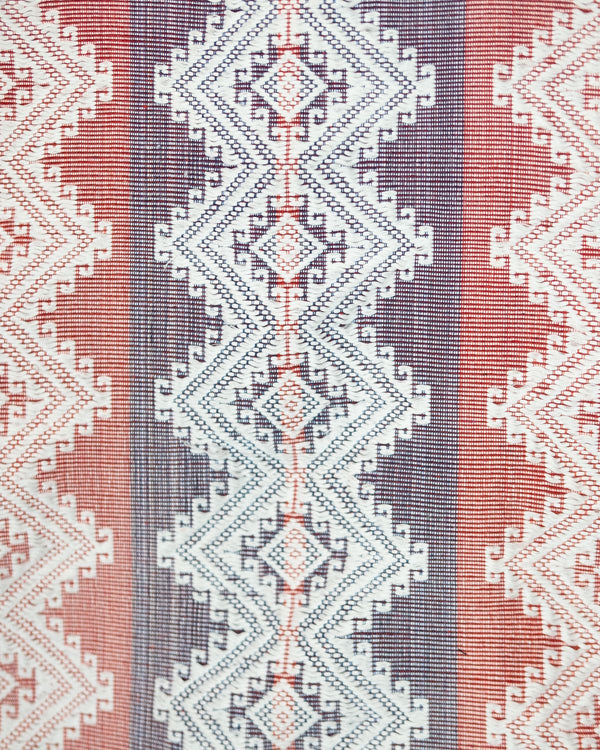 The Geometry of Philippine Textiles