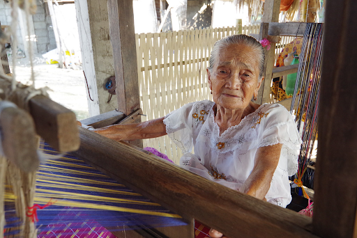 Magdalena Gamayo: Weaving history and inabel for over 80 years