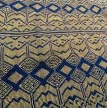 Handwoven Inaul Malong by the Ansing Family