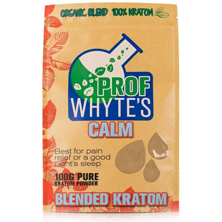 Prof. Whyte's Kratom Powder - Calm