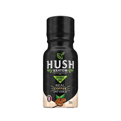 Hush - Coffee Infused Liquid Kratom Shot