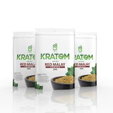 Njoy Kratom - Red Malay Powder