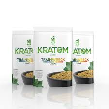 Njoy Kratom - Trainwreck Powder
