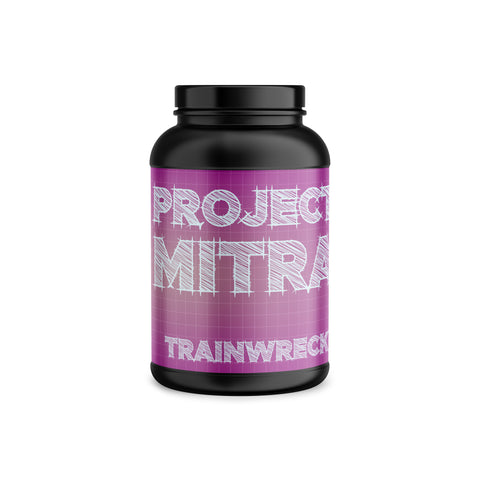 Project Mitra - Trainwreck Powder (Multiple Sizes)