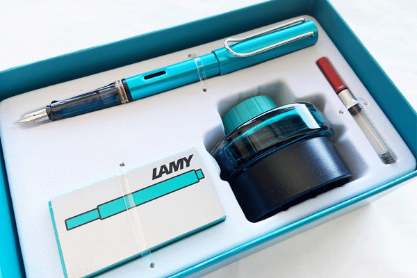 LAMY AL-star Turmaline Fountain Pen Gift Box (2020 SE) - Pencraft the boutique