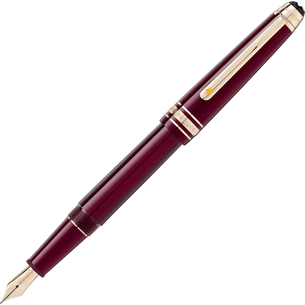 Montblanc Meisterstück Le Petit Prince and Planet Classique Fountain Pen - Pencraft the boutique