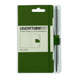Leuchtturm1917 Pen Loop Army - Pencraft the boutique