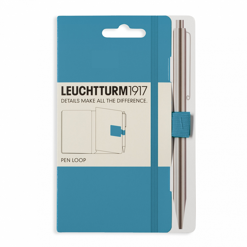 Leuchtturm1917 Pen Loop Nordic Blue - Pencraft the boutique